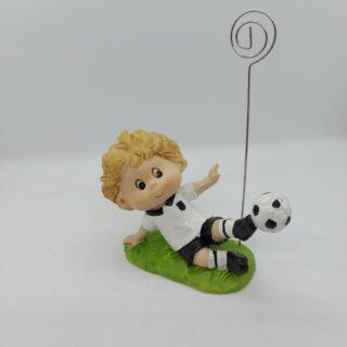 liggend-voetbal-fotostaander