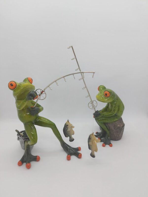 Vissende-kikkers