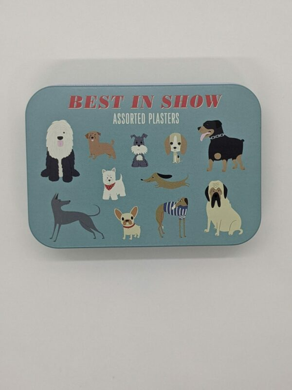 pleisters-honden