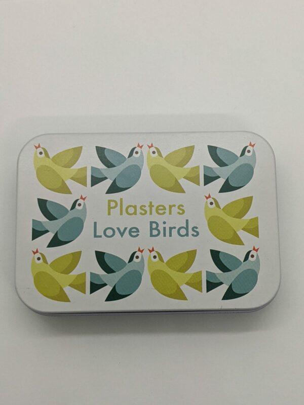 pleisters-lovebirds