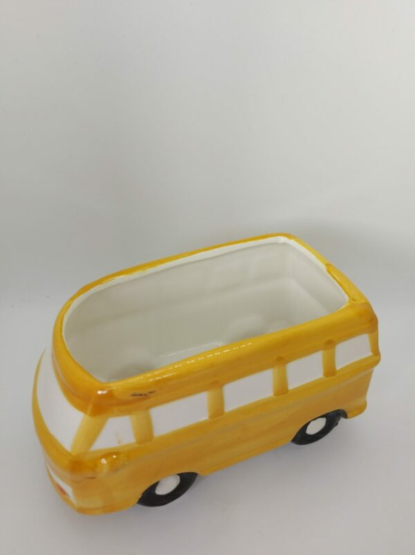 Plantenpot-minivan