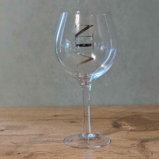 Glas-Wijnglas