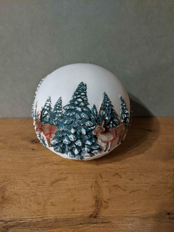 Jline-LED-bol-winter-Kerst